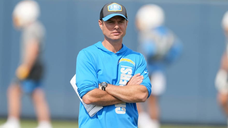 Brandon Staley betting favorite for Coach of the Year
