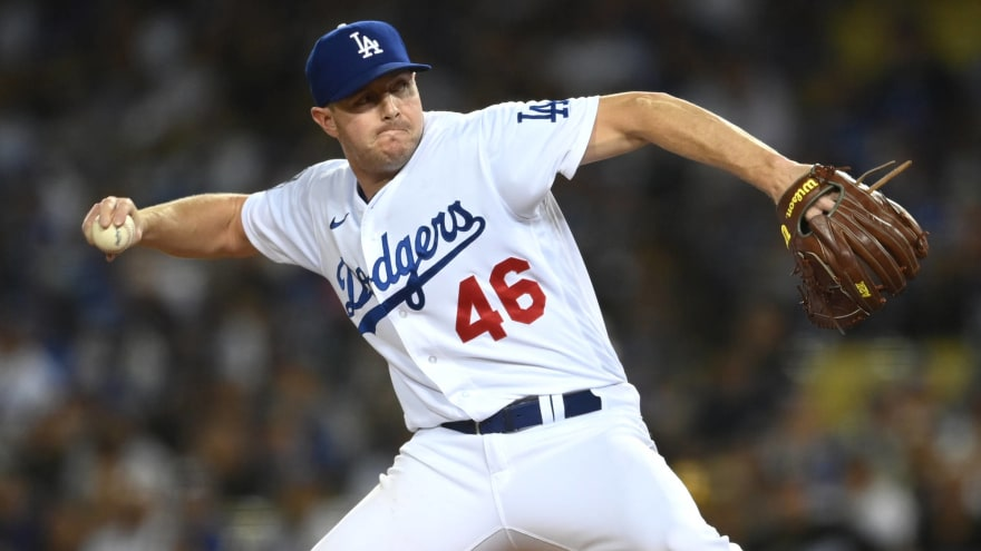 Dodgers to use Corey Knebel as Game 5 opener