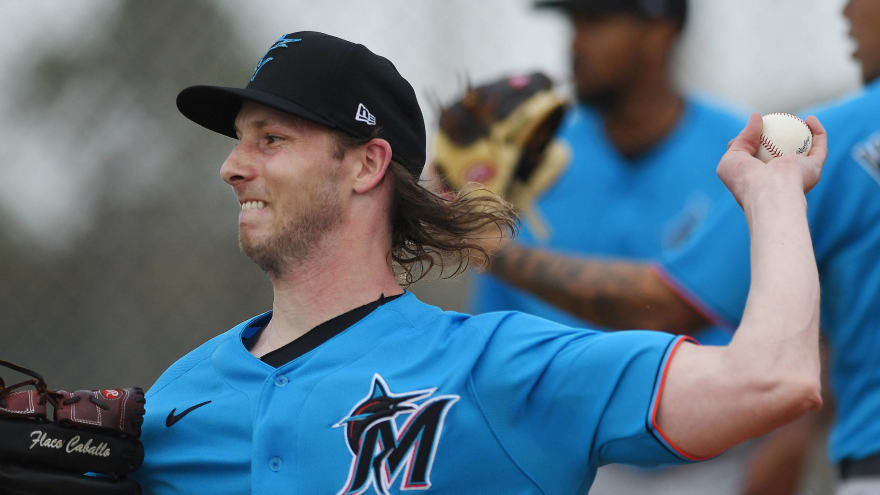 Rays sign veteran LHP Adam Conley to minors contract