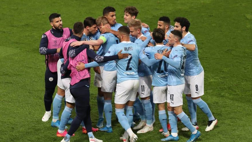 Manchester City confirmed Premier League champions