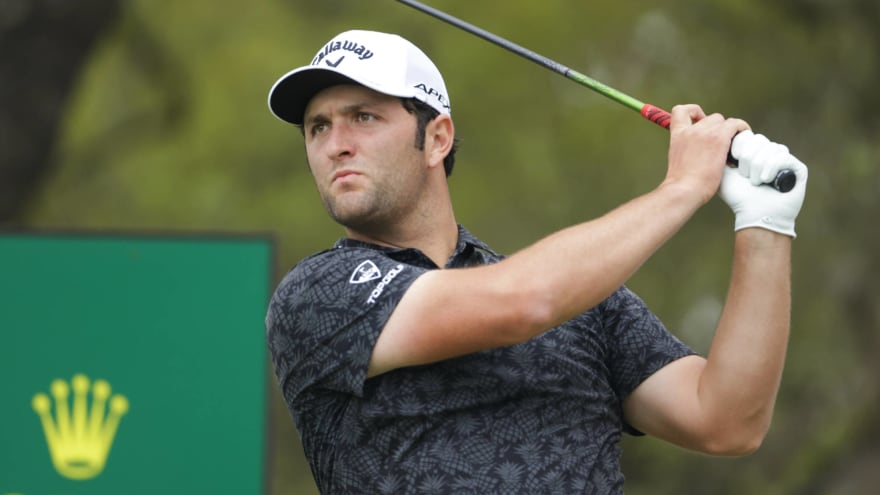 Jon Rahm 'ready to compete' at Masters following birth of first child