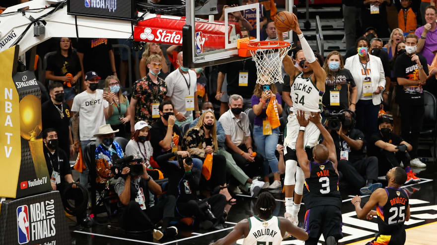 The 'Most points in an NBA Finals' quiz