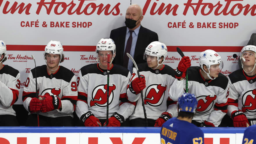 Devils return from COVID pause, will play Rangers on Tuesday