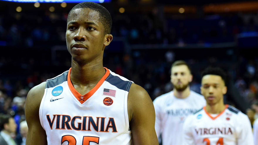 The most disappointing NCAA men's tournament No. 1 seeds of all time