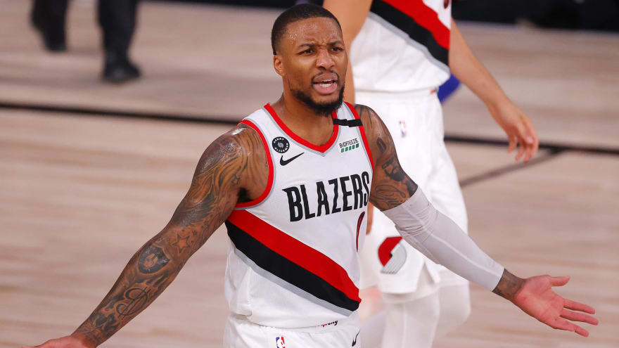 Skip Bayless: Damian Lillard called me 'most phony [person] on TV'