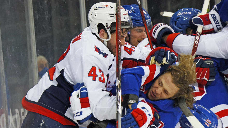 Rangers fined $250K for comments on head of player safety