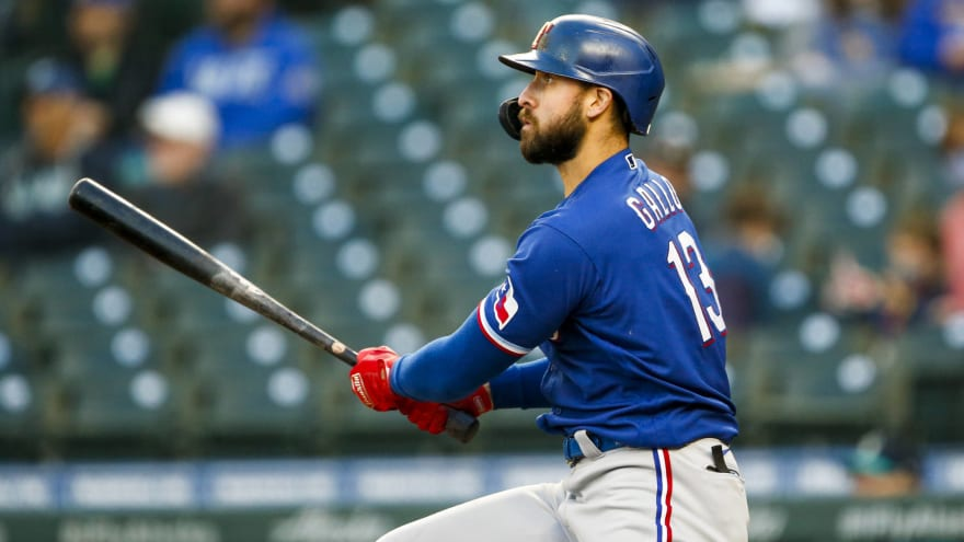 Padres remain 'particularly interested' in Joey Gallo?