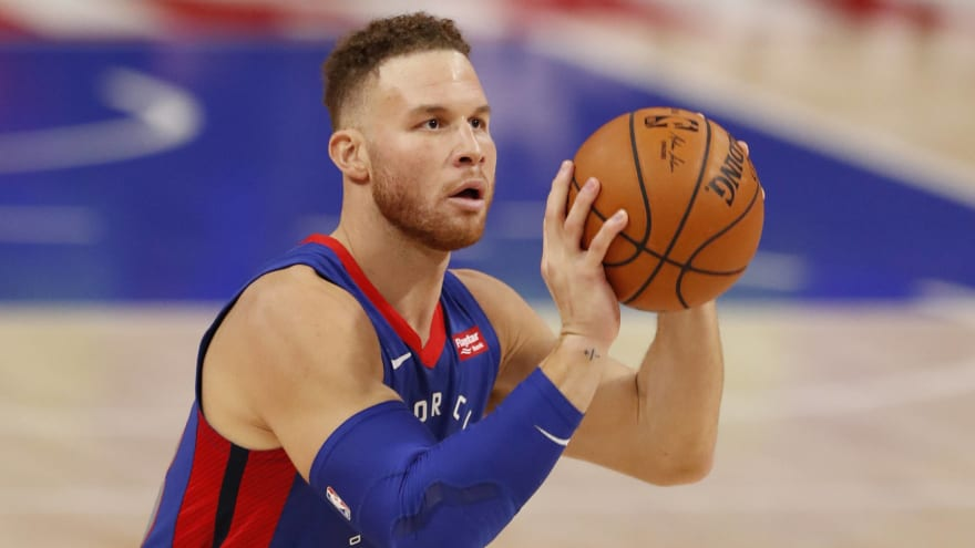 Five possible landing spots for Blake Griffin