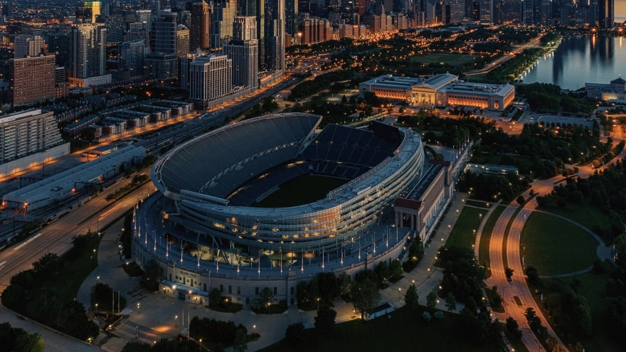 Bears preparing to move from Soldier Field to suburbs?