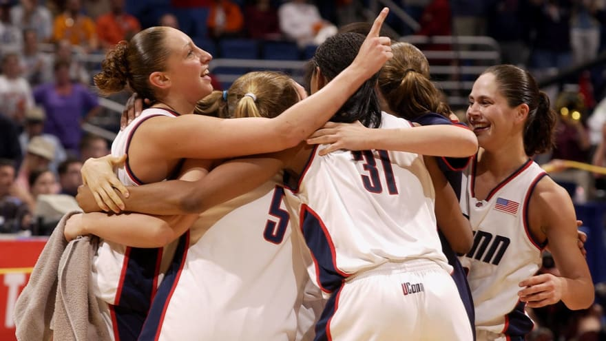 The 25 best NCAA women's tournament champs of all time