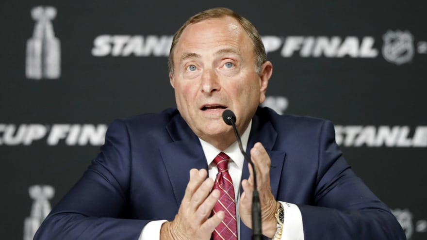 This could be a telling week for the NHL's return-to-play plans