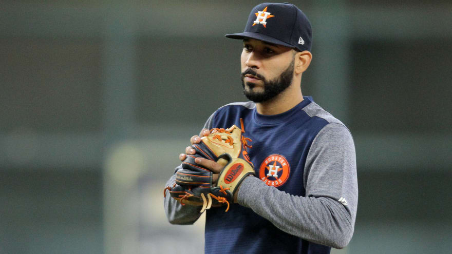 Report: Nationals have reached out to Marwin Gonzalez, Jed Lowrie