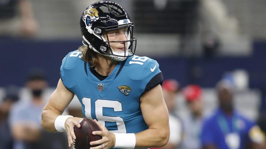 Jaguars name seven captains for 2021, including Trevor Lawrence