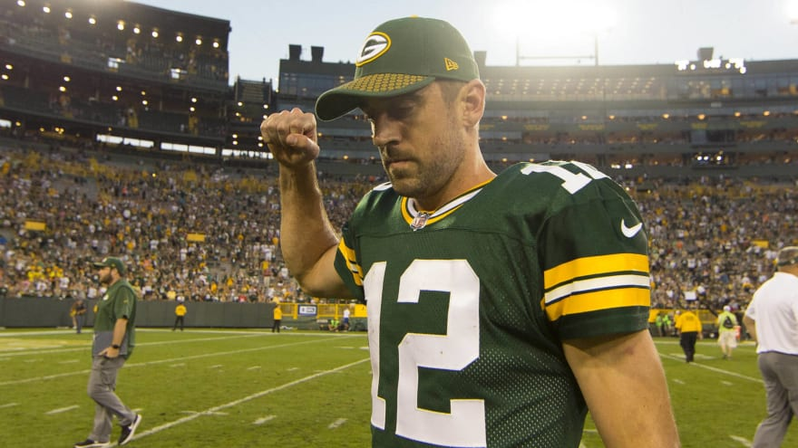 What the Aaron Rodgers' contract restructure with the Packers means