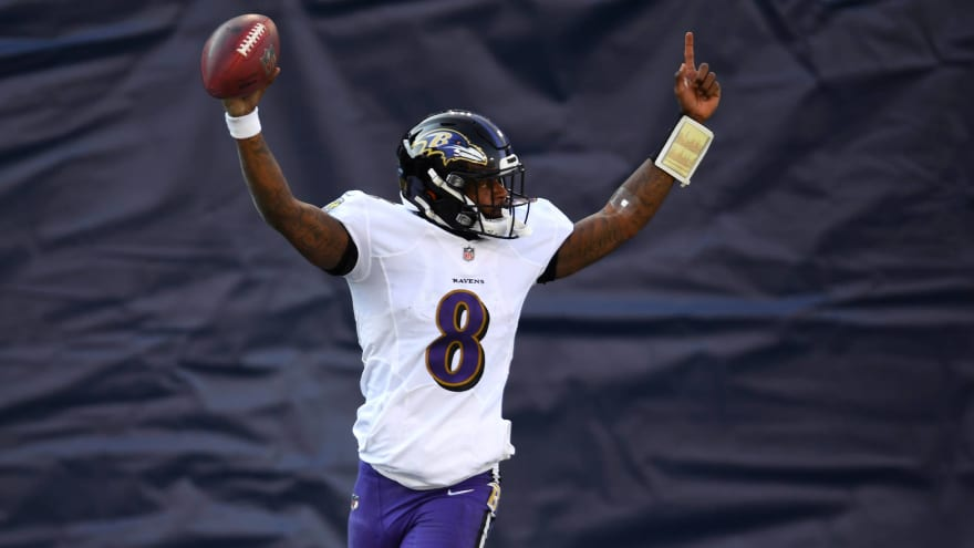 Ravens' Jackson on future: 'I would love to be here forever'