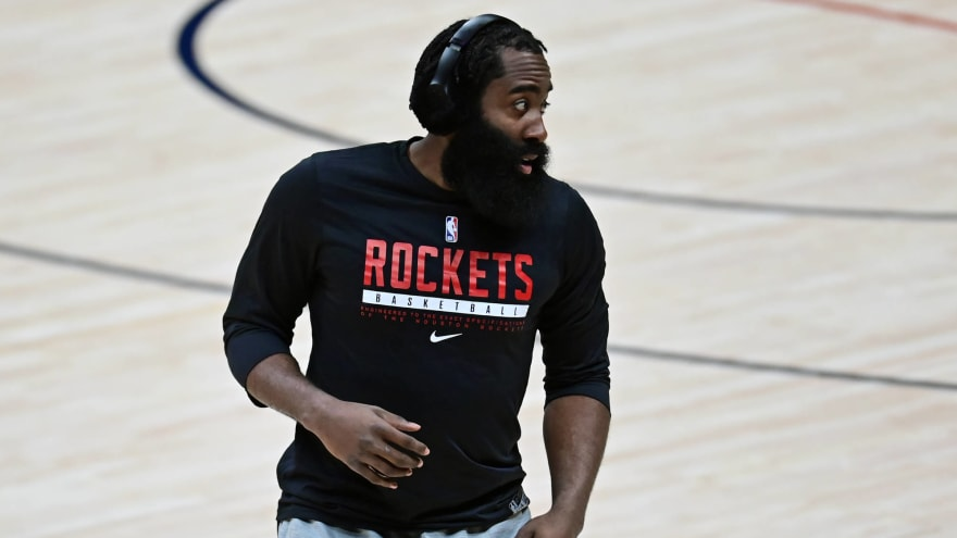 James Harden: Rockets 'can't be fixed'