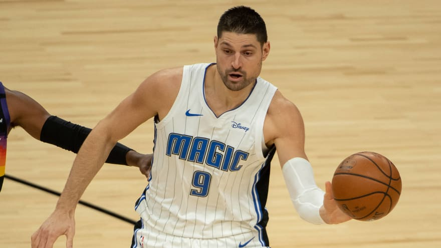 Celtics reportedly interested in trade for Nikola Vucevic