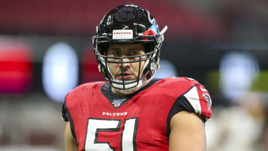 49ers sign six-time Pro Bowl center Alex Mack   Yardbarker