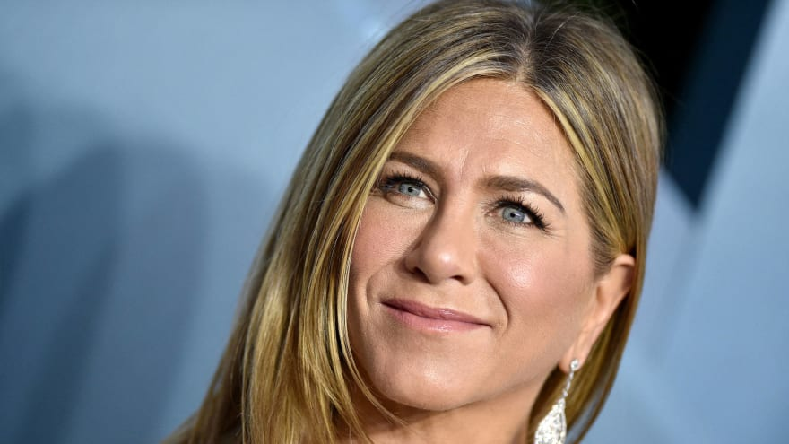 Aniston opens up about emotional toll of 'Friends' reunion