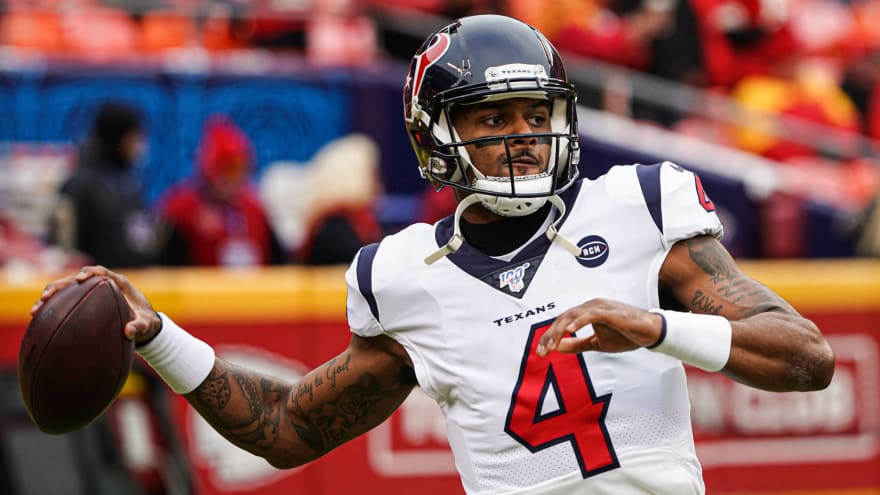 Deshaun Watson, Texans reportedly discussing contract extension