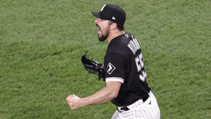 Carlos Rodon throws no-hitter after losing perfect game in 9th