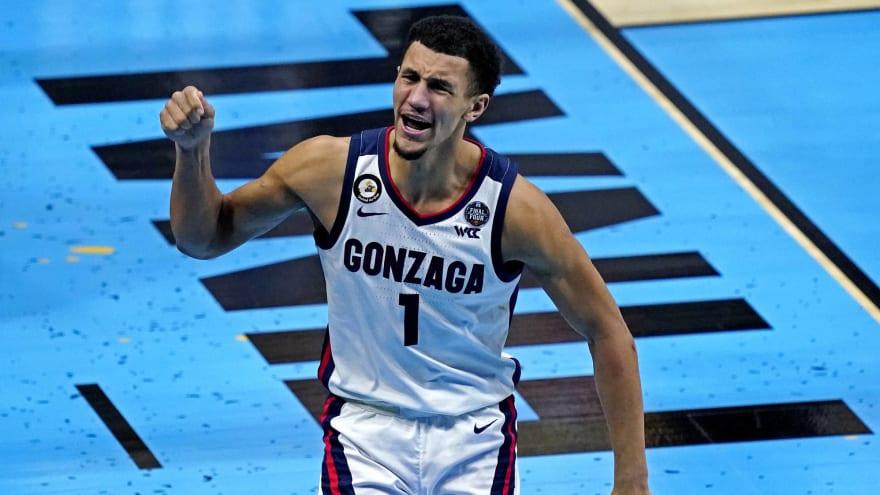 Prospect report: Gonzaga's Jalen Suggs