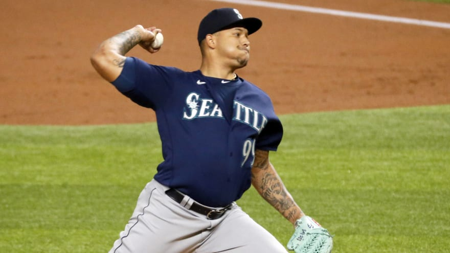 Mets agree to two-year, $20M deal with Taijuan Walker