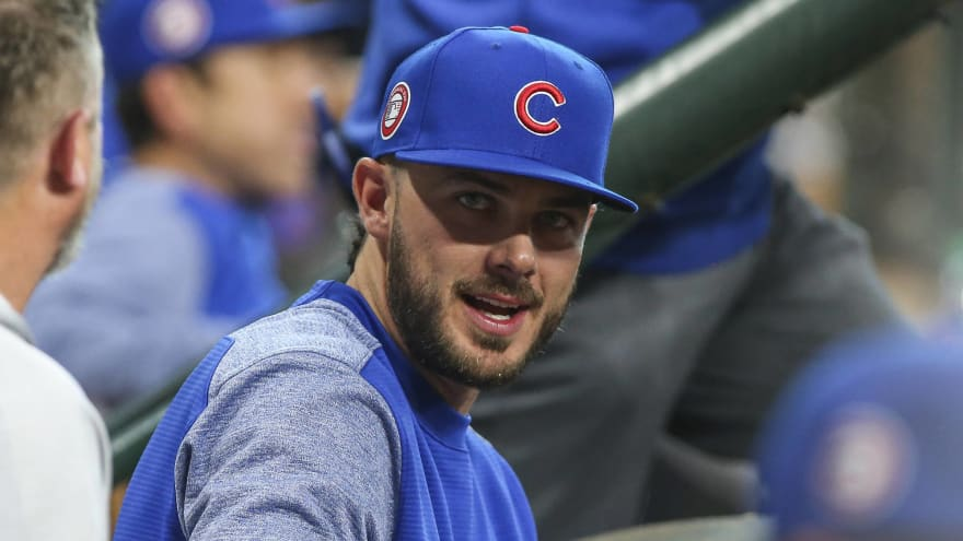 Report: Cubs, Phillies have discussed Kris Bryant trade