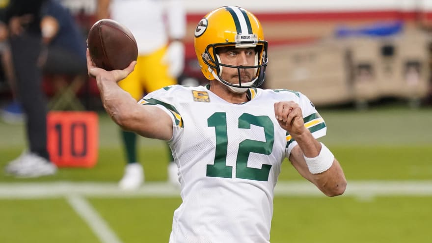 Packers-Rodgers saga far from over as QB reports to camp