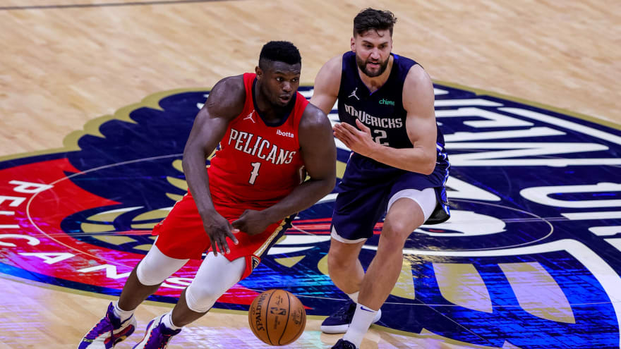 Zion Williamson to play more point guard for Pelicans?