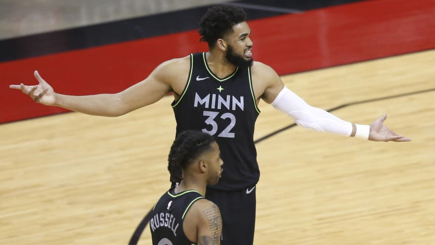Trade talk speculation circulating about T-wolves' Towns?