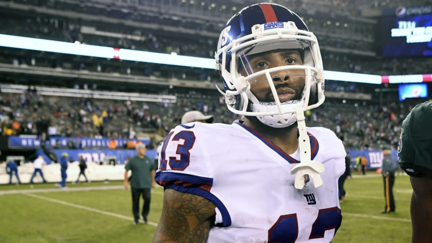 Amani Toomer frustrated with Odell Beckham Jr.: 'Could be so much better'