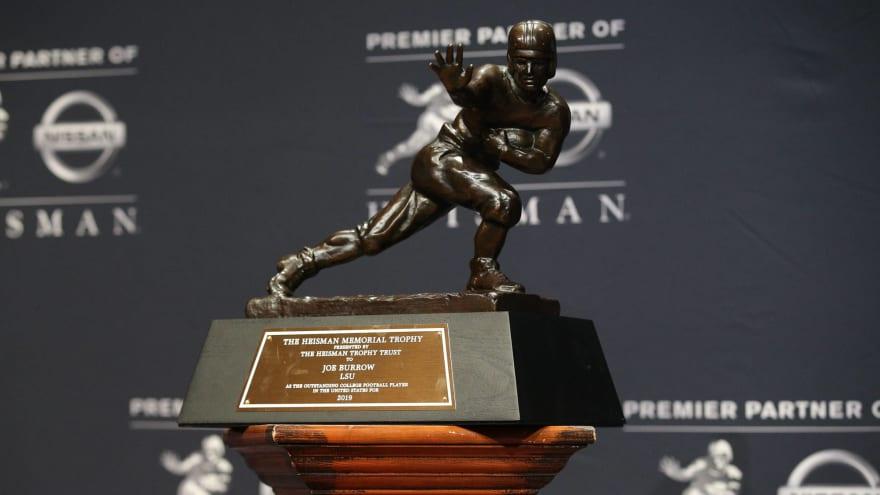 NCAA will not allow Reggie Bush to reclaim Heisman Trophy