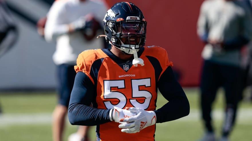 Broncos' Bradley Chubb to have surgery, hopes to return this season