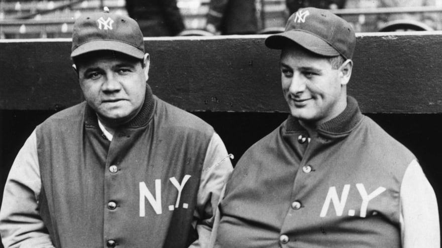 Signed Ruth, Gehrig photo expected to fetch $500K at auction