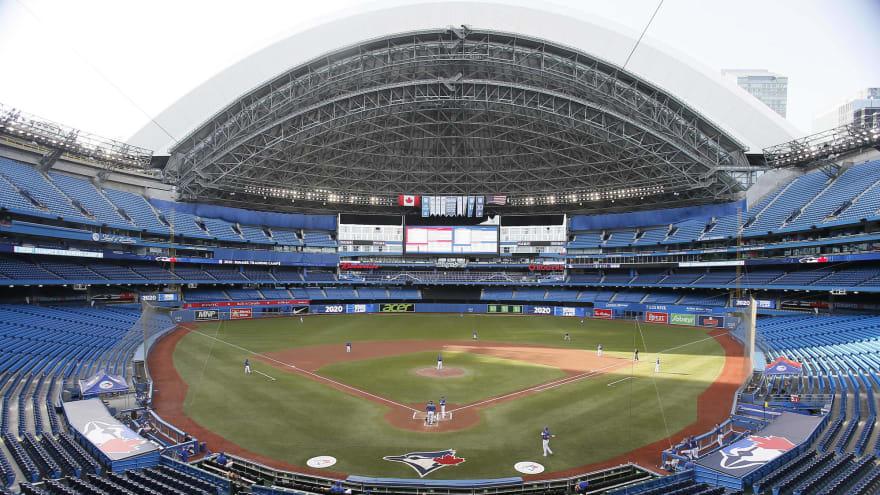 Blue Jays allowed to host 15K fans for return to Toronto