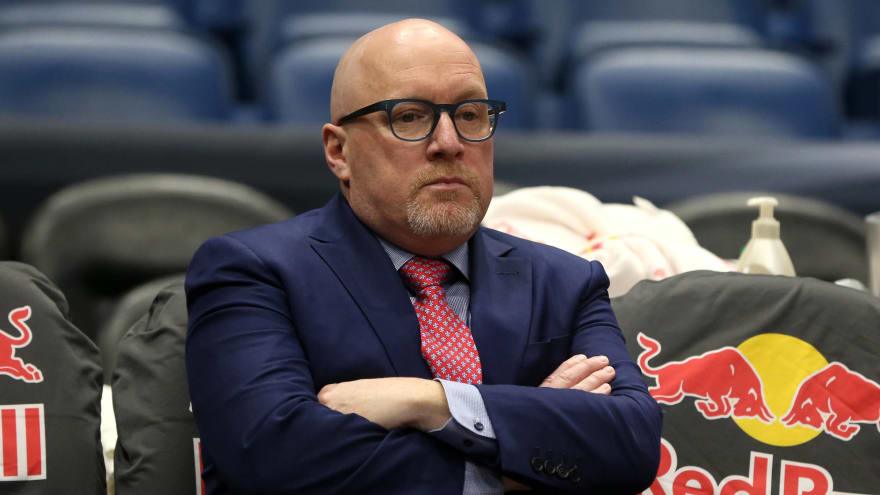 Pelicans trade No. 53 pick in 2021 NBA Draft to 76ers