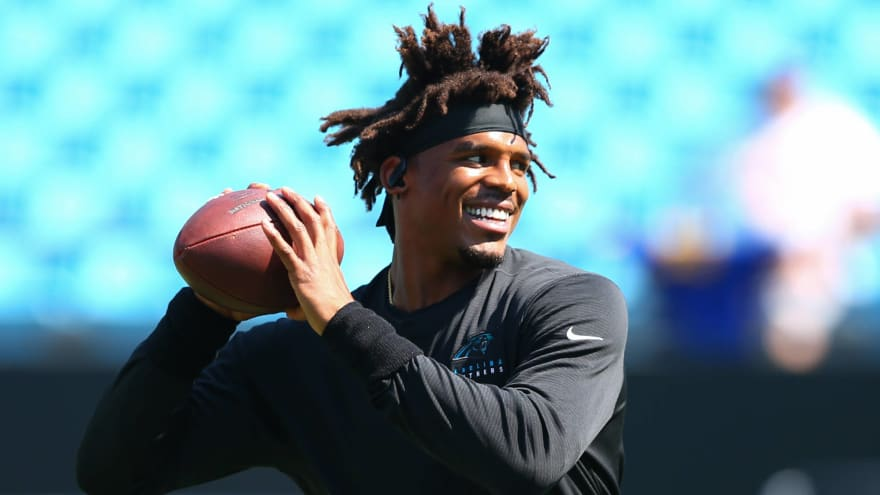 Chargers head coach: We took 'a look' at Cam Newton