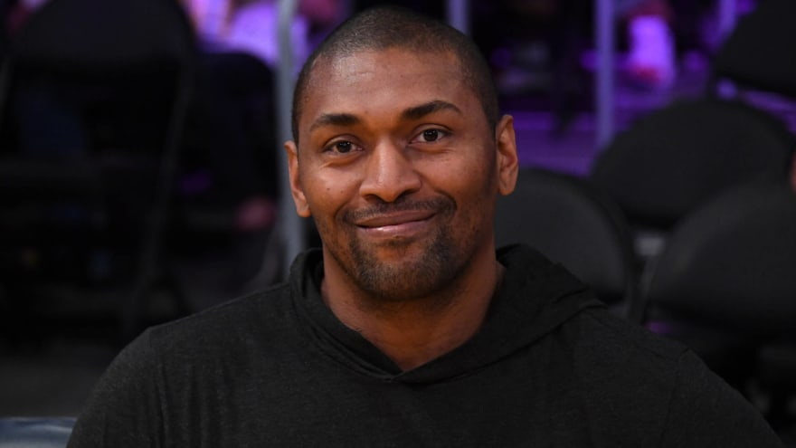 Metta World Peace takes shot at George Karl for dissing Lakers