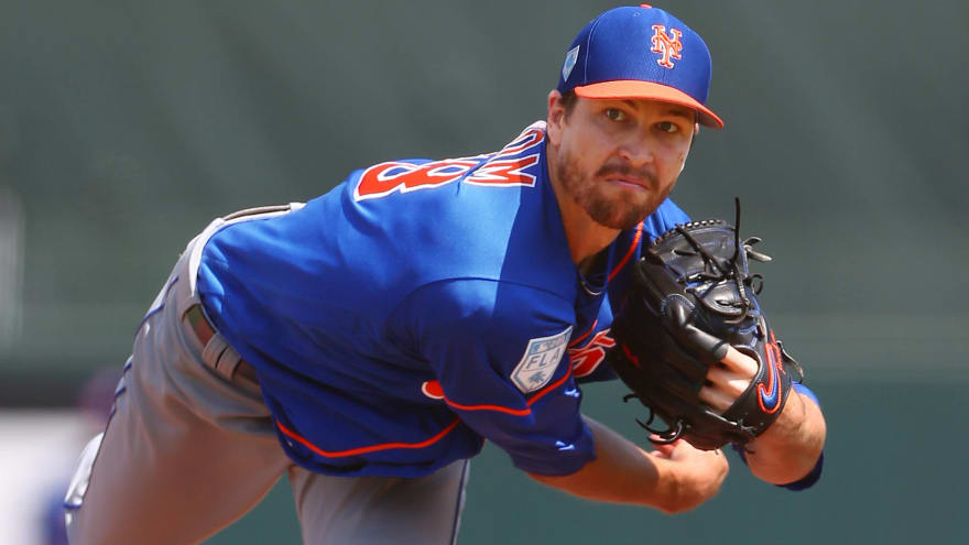 Mets agree to extension with Jacob deGrom