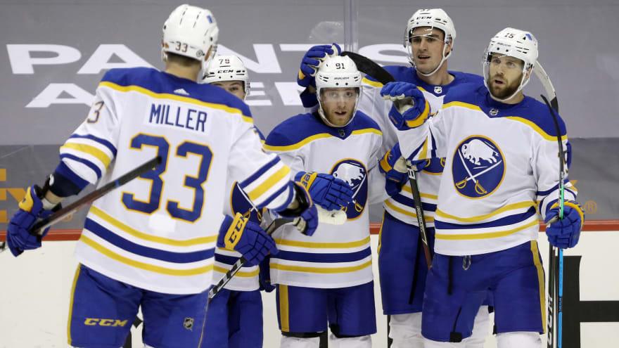 Buffalo Sabres win 2021 NHL Draft Lottery