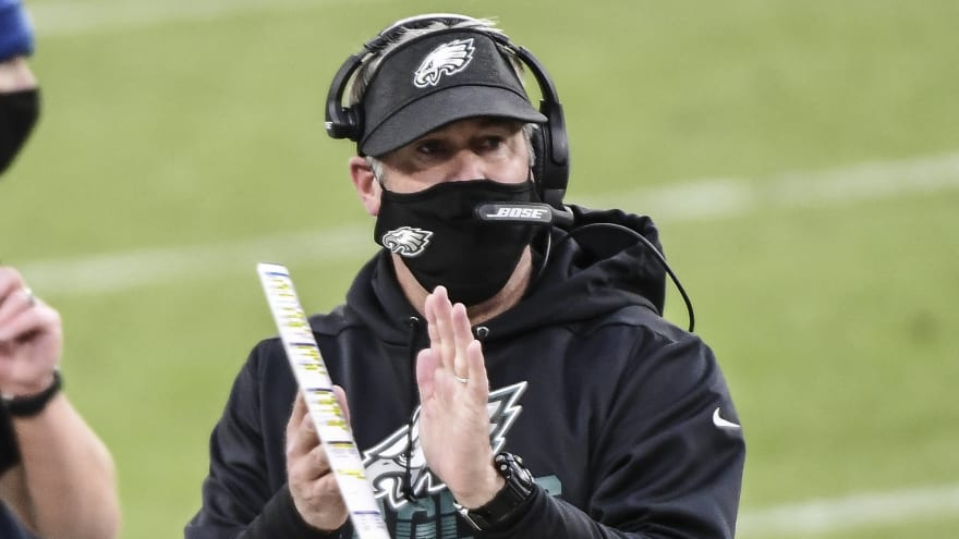 Doug Pederson remains quiet on Eagles QB situation