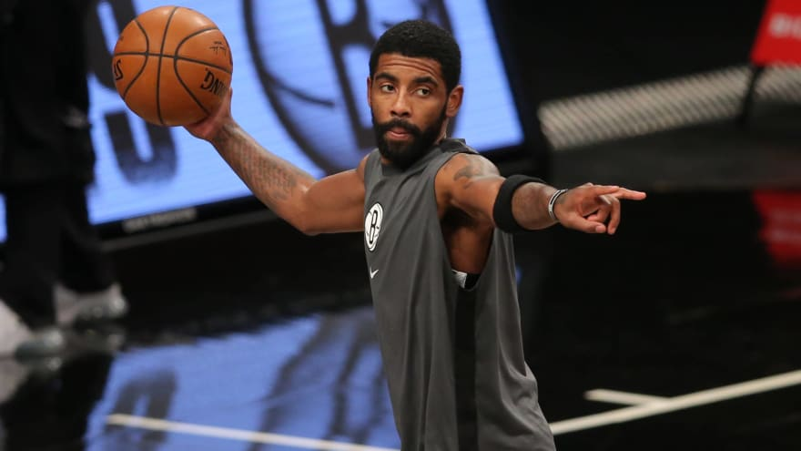 Nets owner has been fed up with Kyrie Irving for some a while?