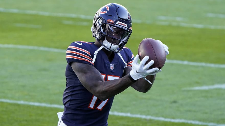 Bears reportedly shopping Anthony Miller in trade talks