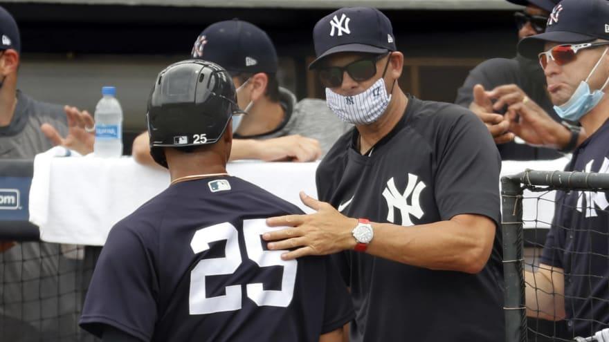 Yankees GM backs Aaron Boone despite 5-10 start