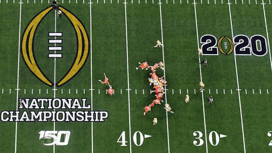 Master scheduler and four-point FG? Re-inventing college football for 2020s