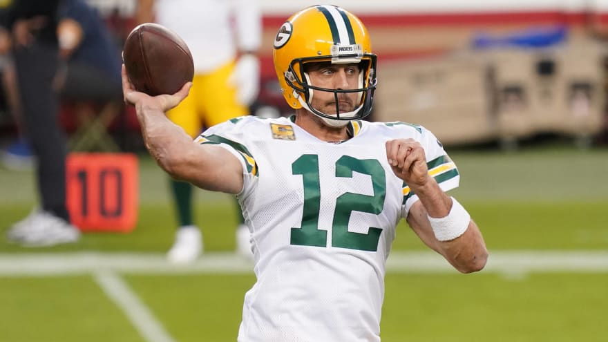 Packers 'seething' that teams are tampering with Rodgers