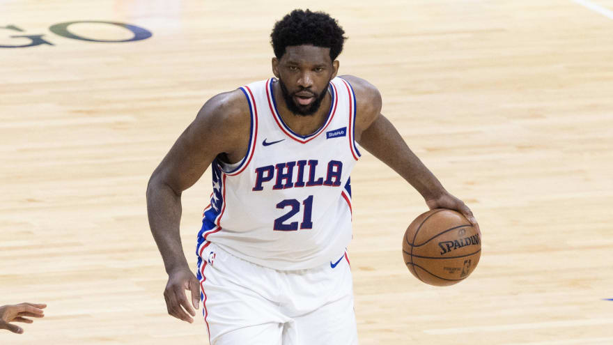 How much more can Joel Embiid possibly give to the Sixers?