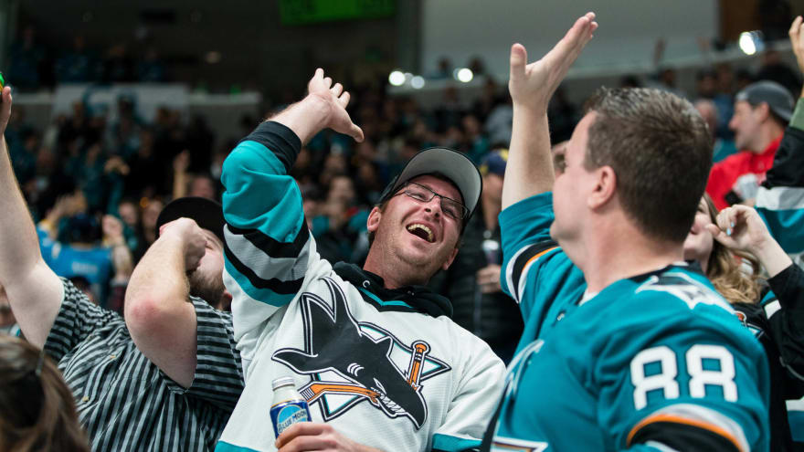 The 'San Jose Sharks All-Stars' quiz