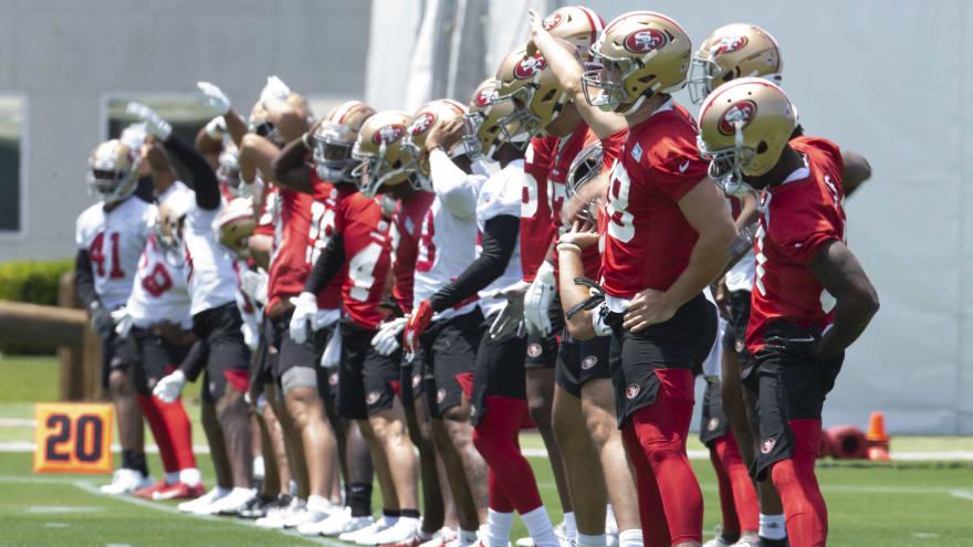 49ers end OTAs, cancel mandatory minicamp after injuries